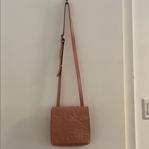 NWT Patricia Nash Crossbody Pink Purse